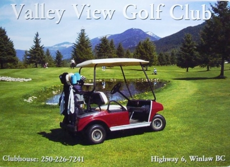 The Valley View Golf Course - Get Here